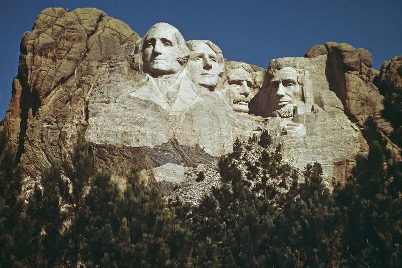 Mount Rushmore Has A Secret Hall Of Records
