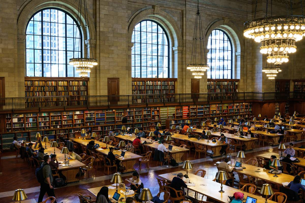 New York Public Libraries Have Secret Apartments