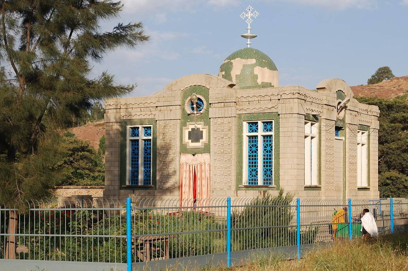 photo of chapel exterior