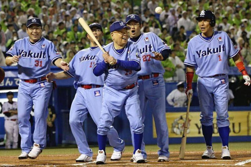 Katsuya Nomaru japanese baseball