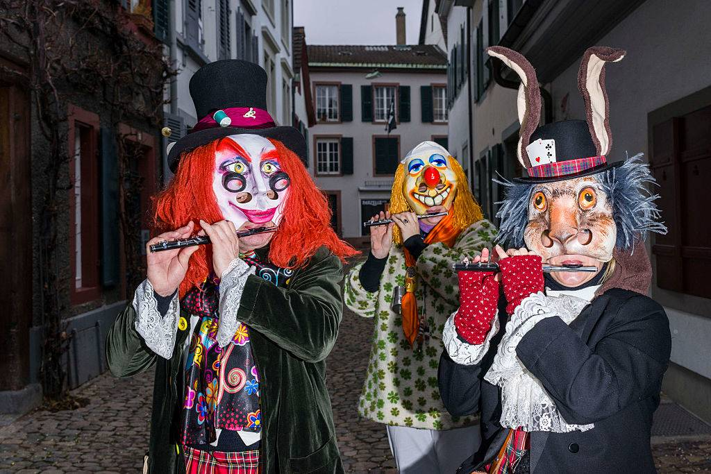 Carnival of Basel