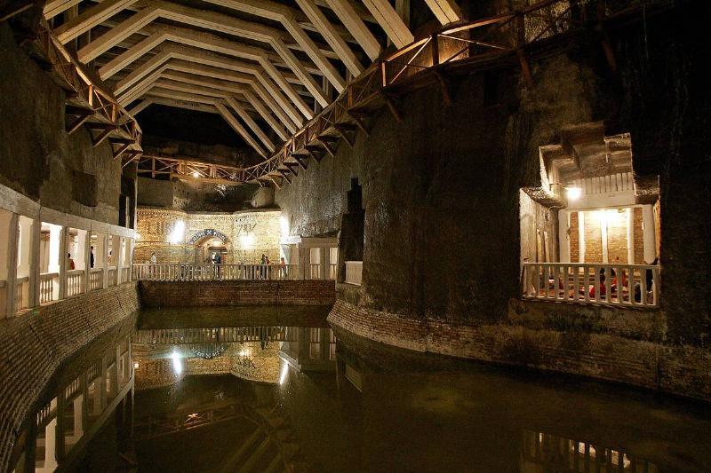 underground river