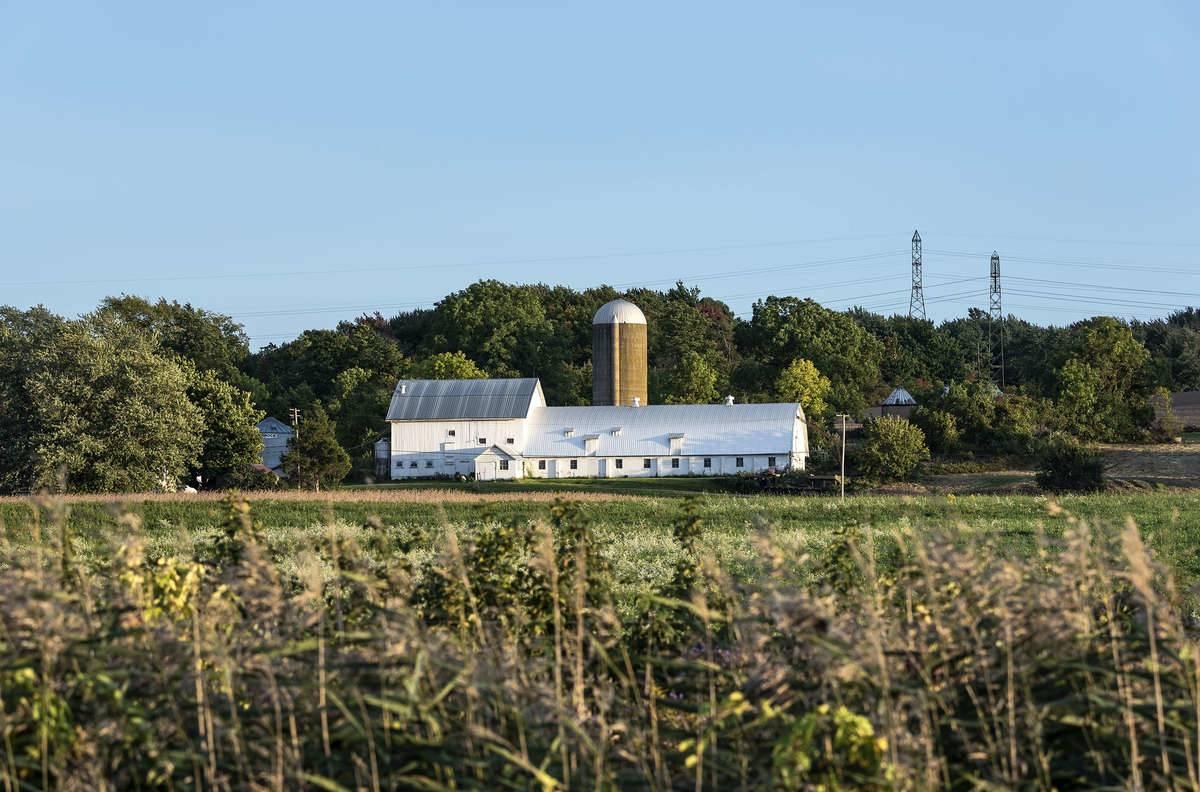 Rustic farm in HUDSON, OHIO, UNITED STATES
