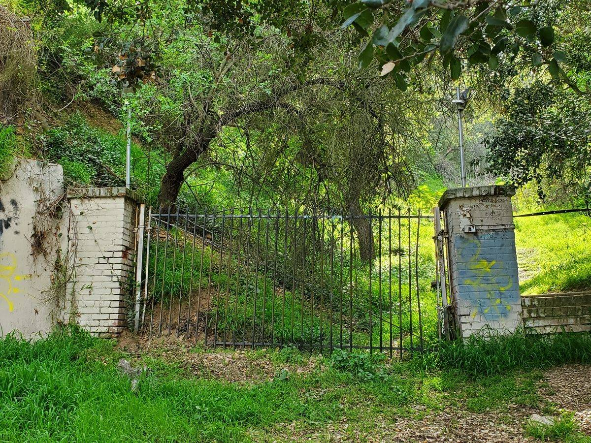 Gates of Hell in Hacienda Heights