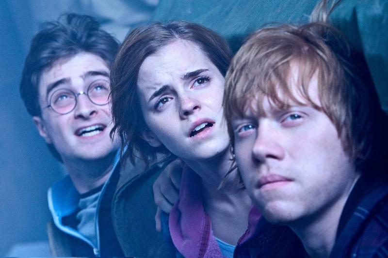 a still from Harry Potter
