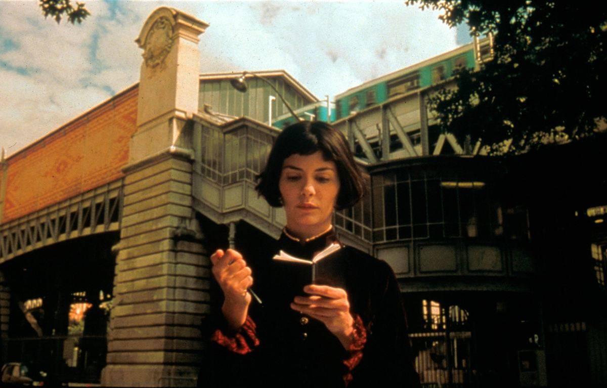 a still from Amélie