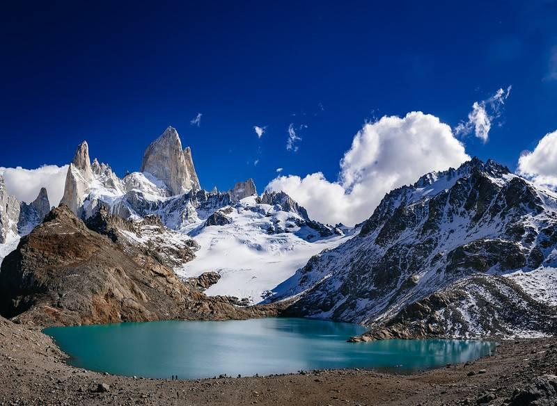 laguna de los tres argentine patagonia