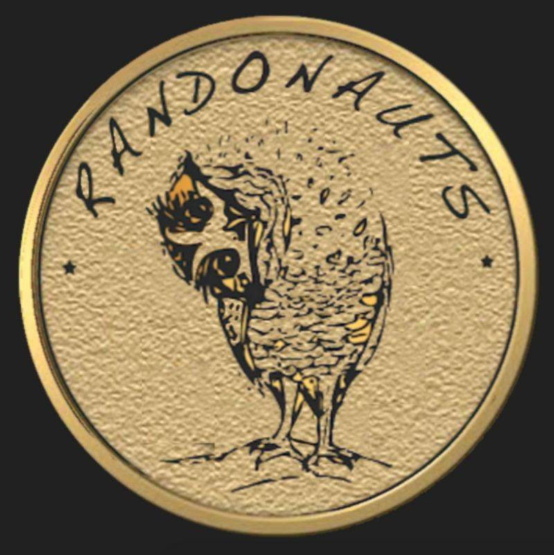 the Randonautica with an owl