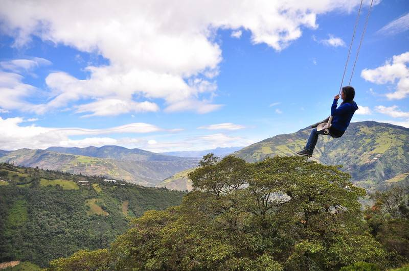 swing at the end of the world ecuador
