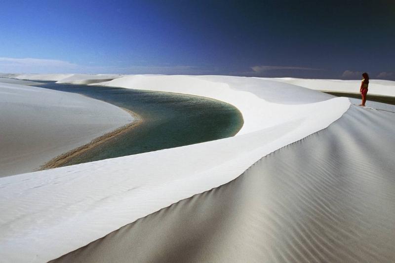 lencois maranhenses national park brazil