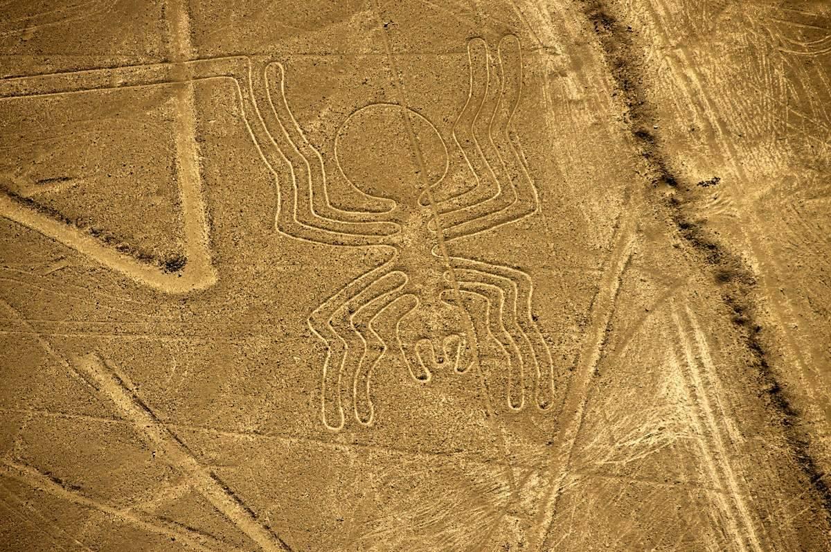 peruvian nazca lines south of lima