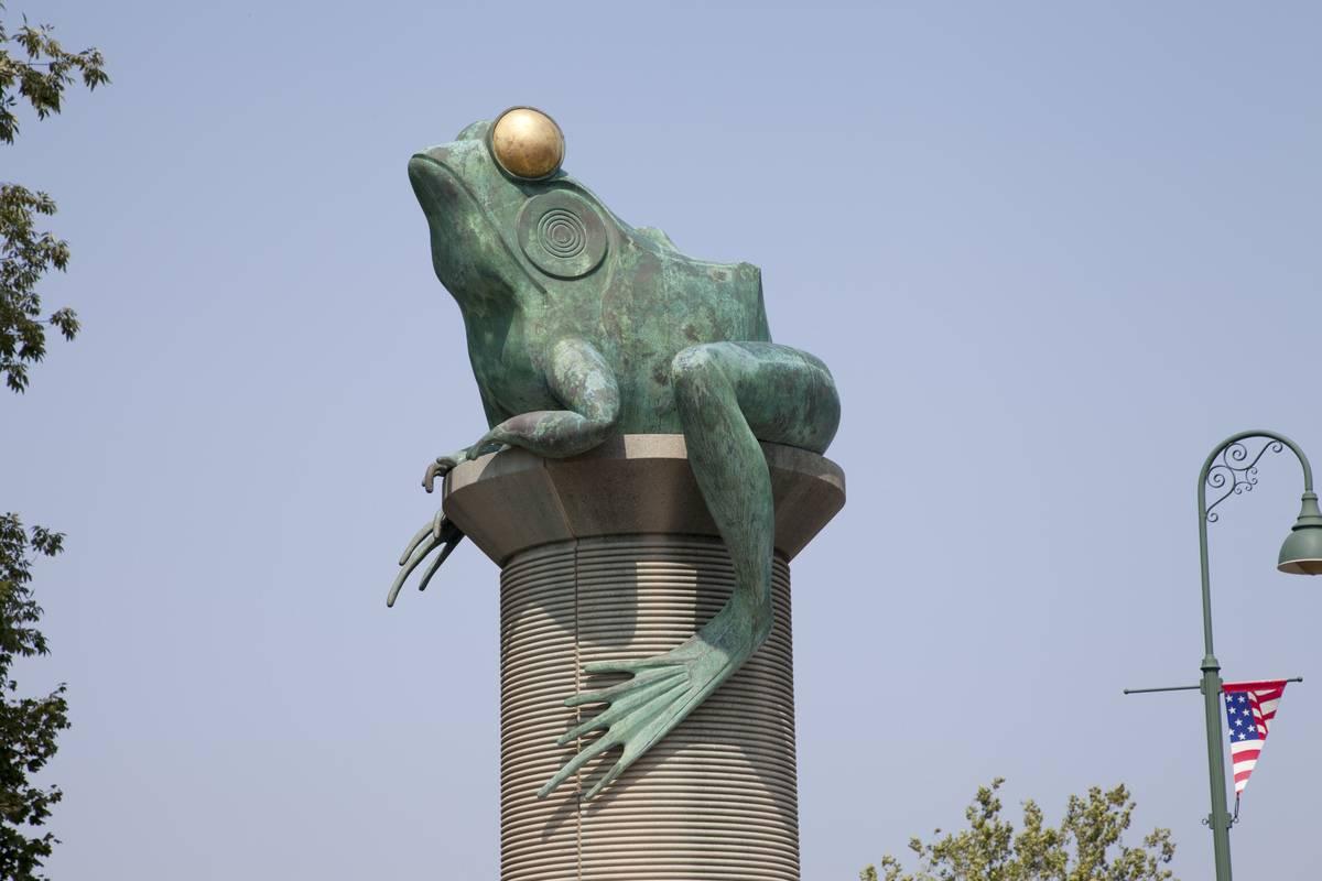 frog bridge windham connecticut
