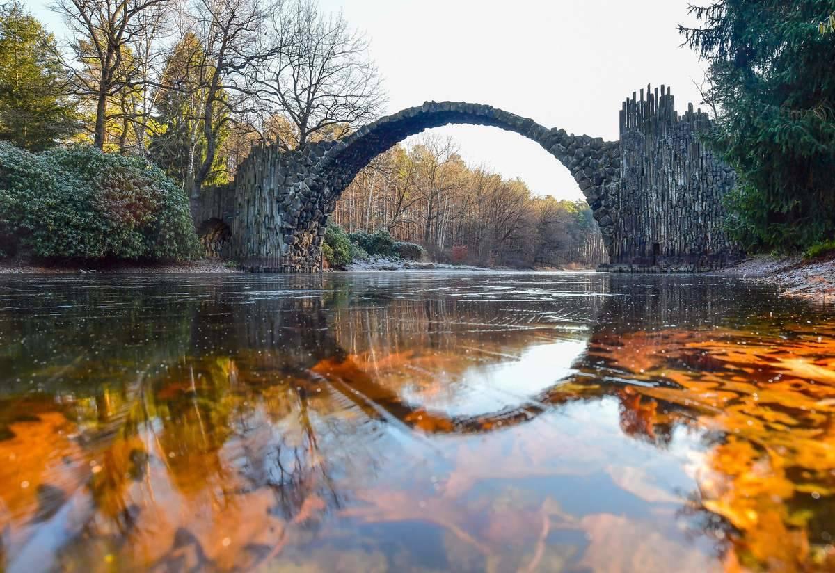 rakotz bridge germany kromlau