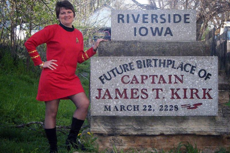 captain kirk future birthplace riverside iowa