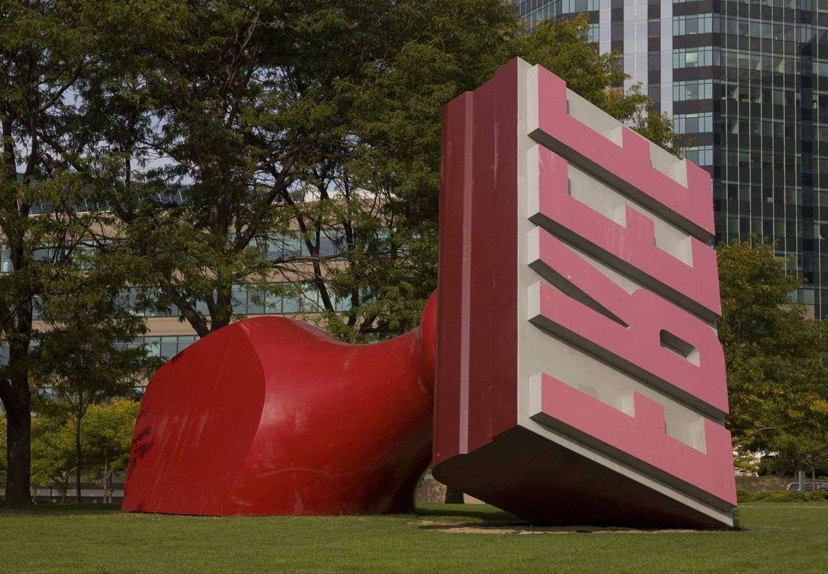 giant rubber stamp cleveland ohio