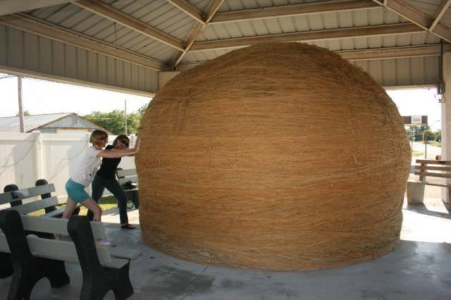 kansas ball of twine