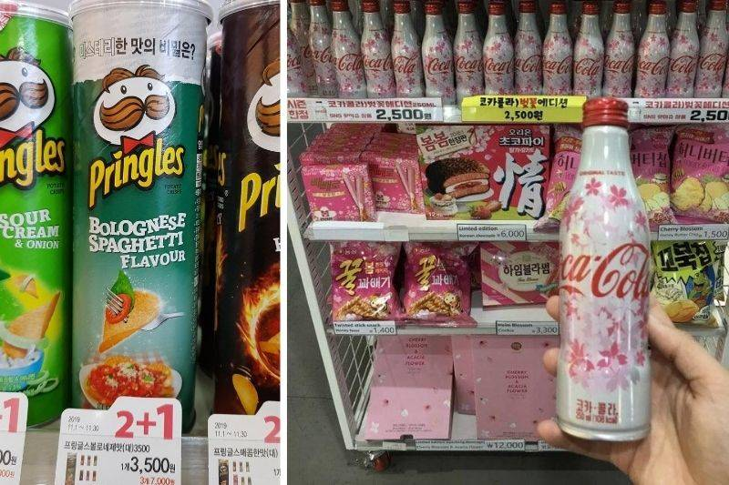 south korea food flavors