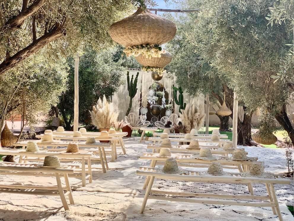 marrakech morocco wedding veue