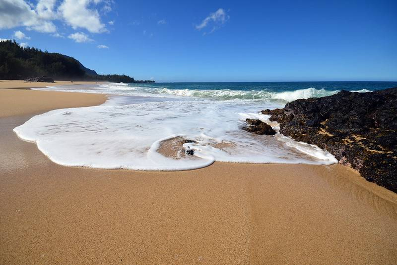 makua beach hawaii