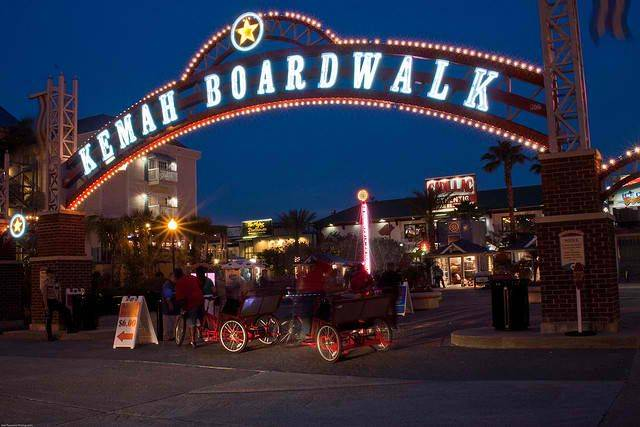 kemah boardwalk texas