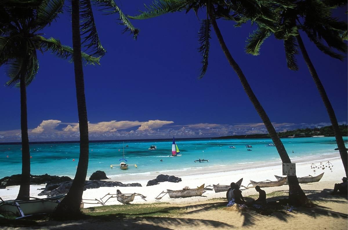Galawa Beach, Grand Comore.