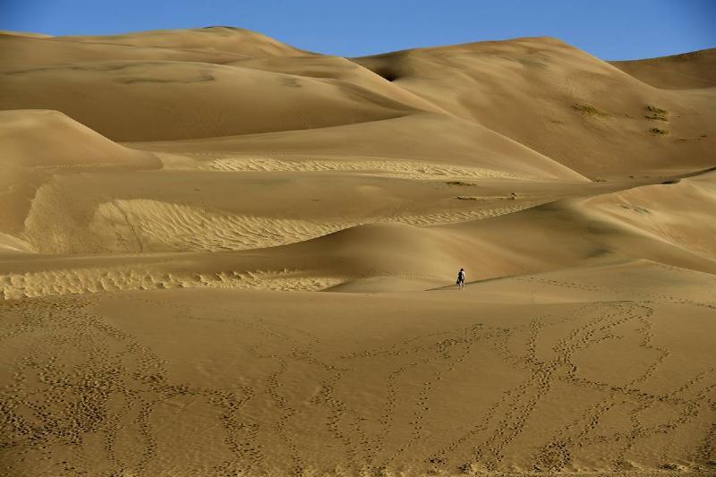 colorado sand dunes park