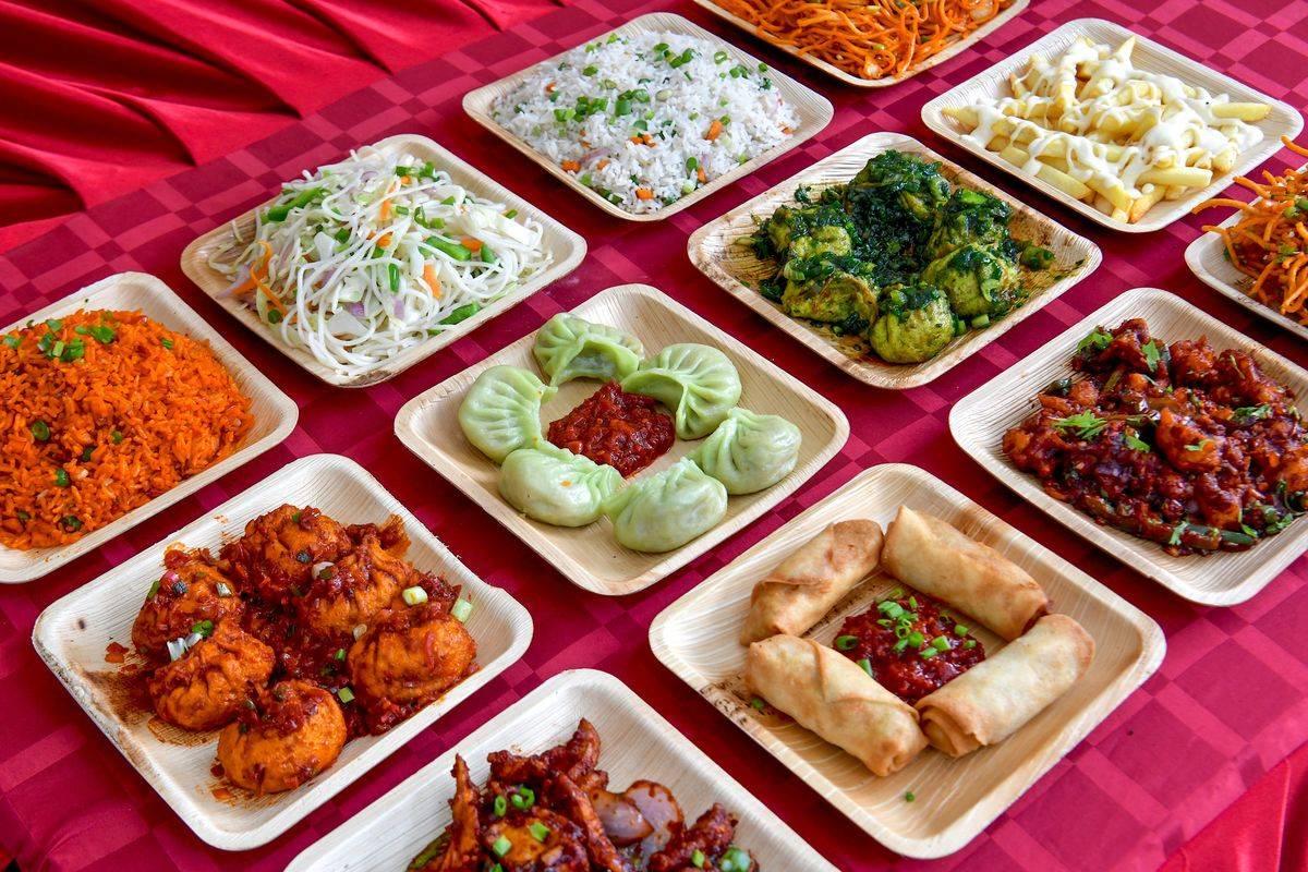 vegetarian food festival in india