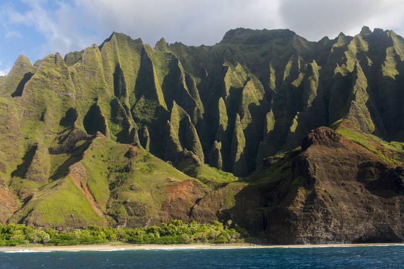 hawaii na pali coast Kauai