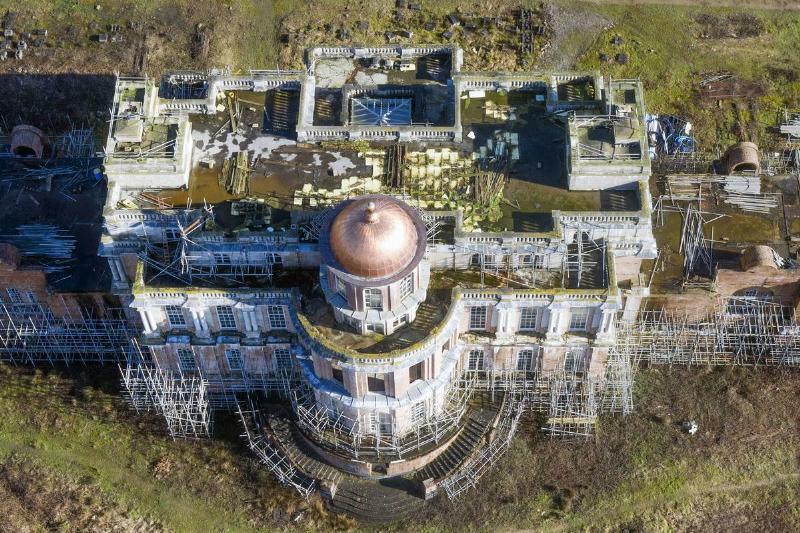 scotland hamilton palace