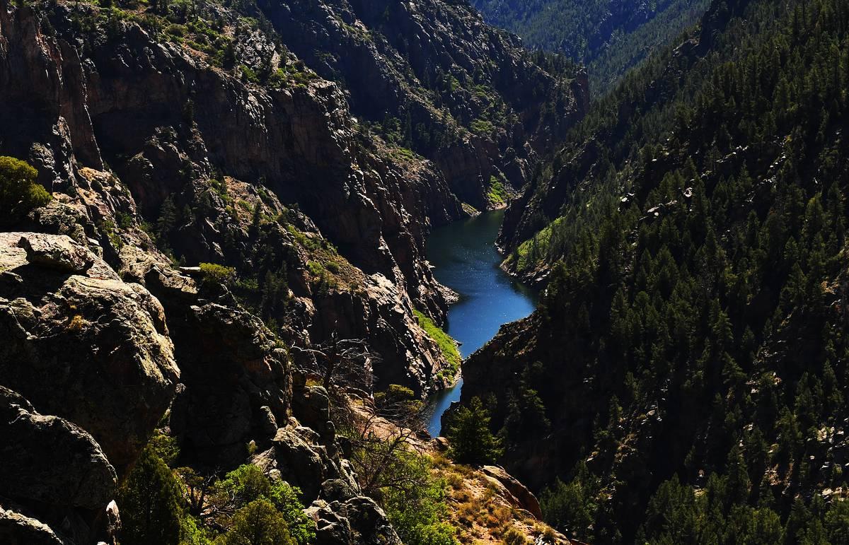black canyon gunnison nationalnpark colorado