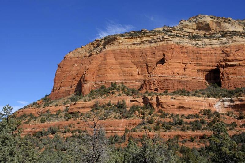 devil's bridge hike route sedona arizona