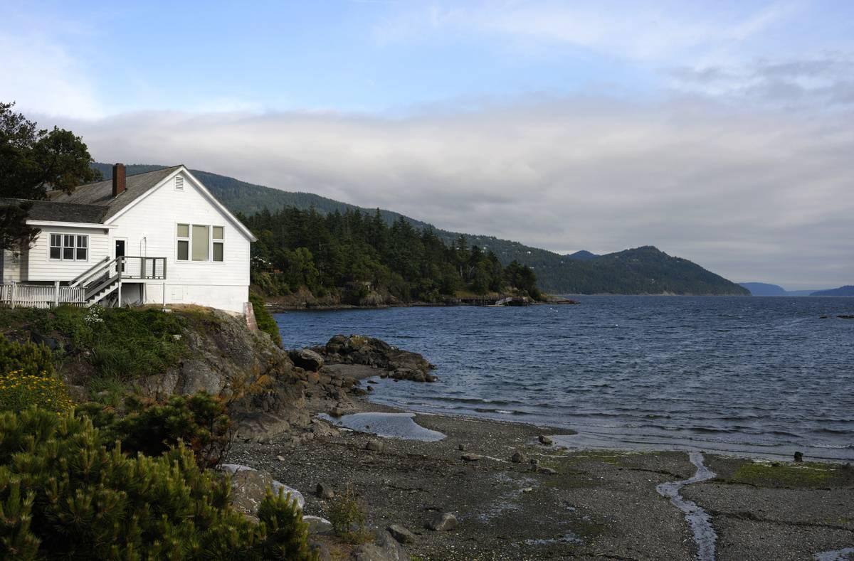orcas island washington state