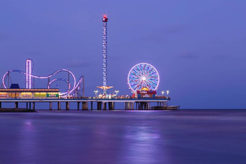 galveston pleasure pier