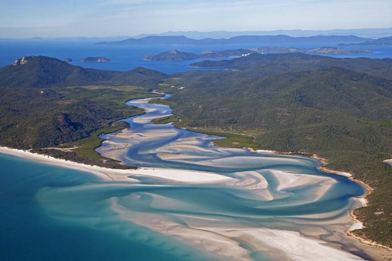 white haven beach australia