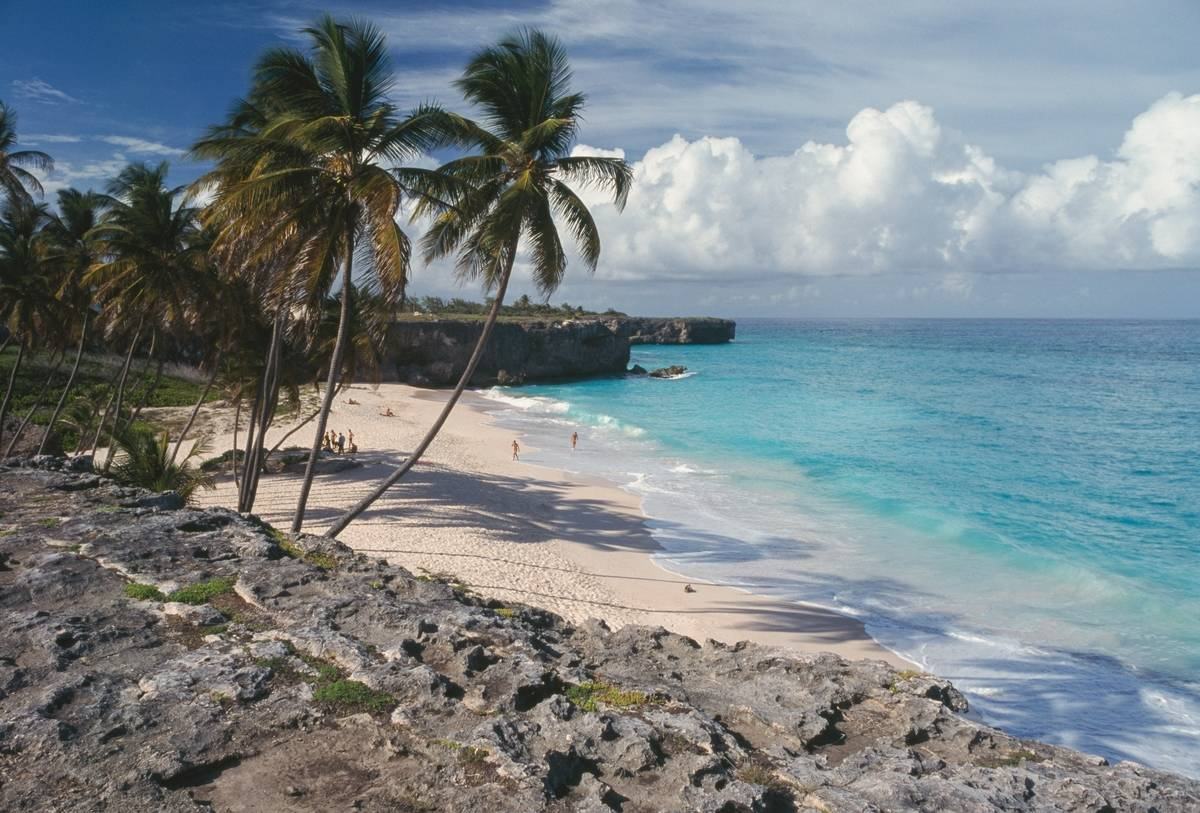 harry smith beach barbados