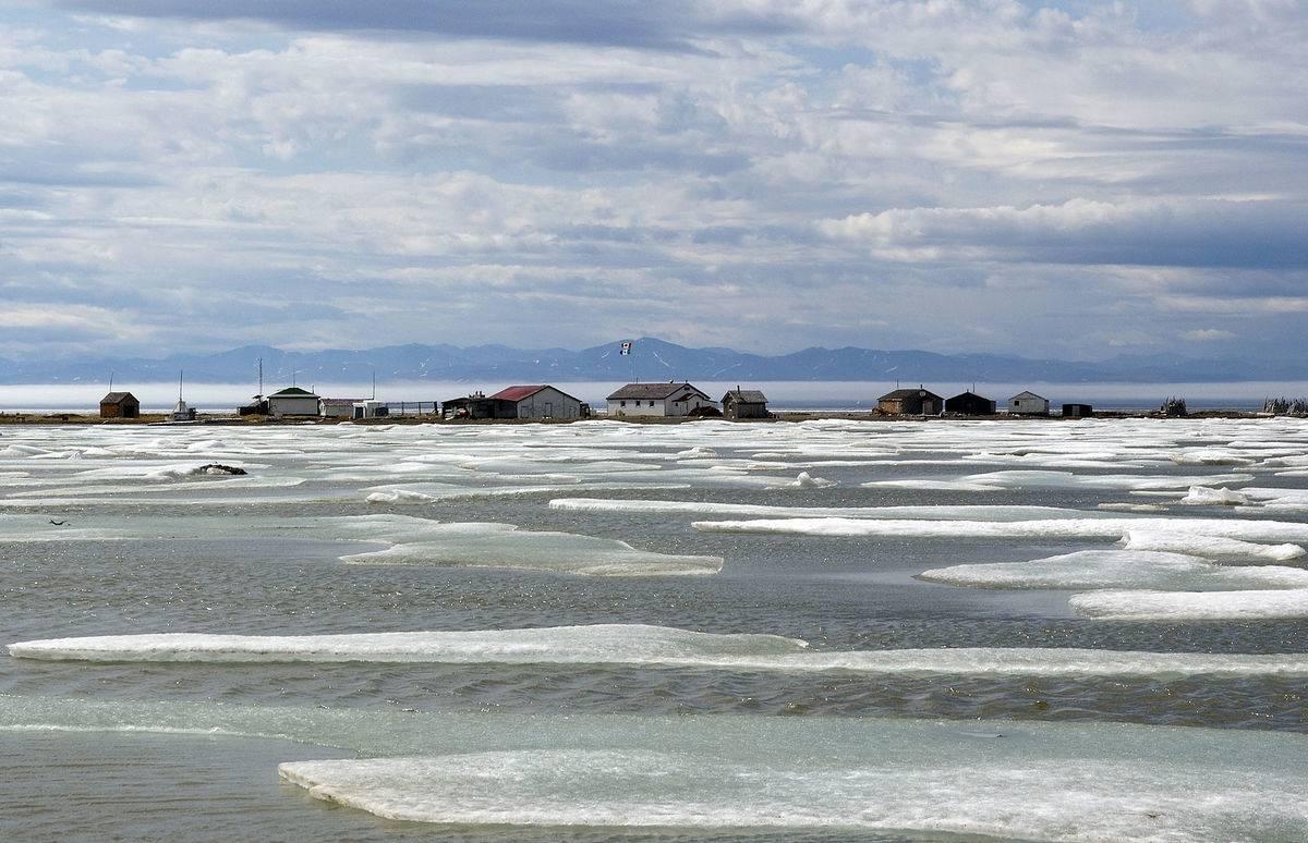 Herschel Island in the Yukon