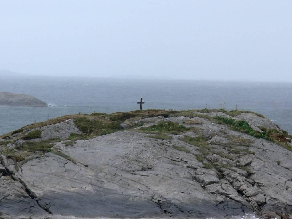 deadman's island in Wales