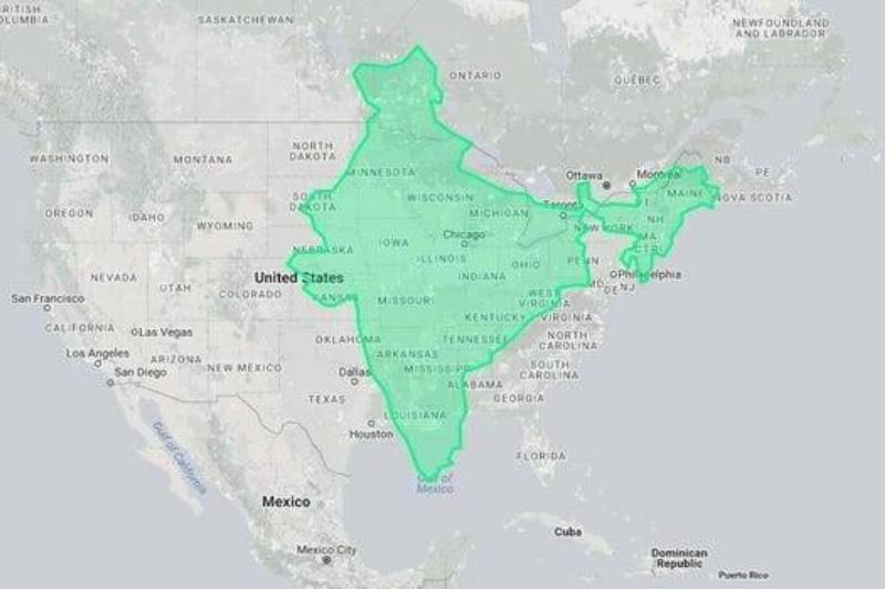United States Vs. India