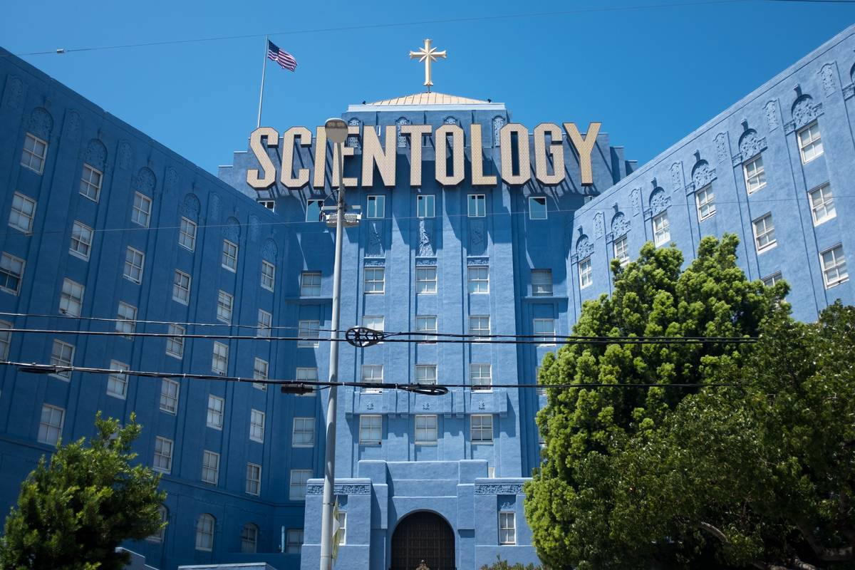 east hollywood scientology building