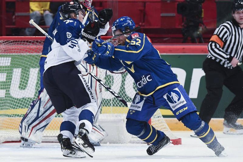 swedish and finnish hockey players feb 2020