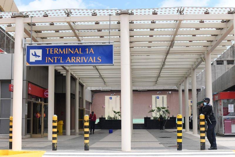 kenyatta international airport in nairoibi