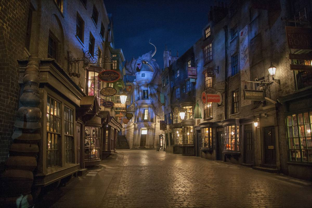 wizarding world of harry potter in florida