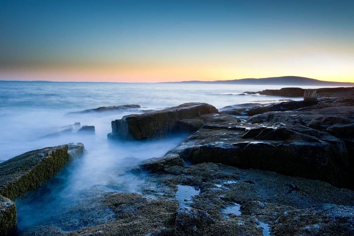 schoodic peninsula acadia national park