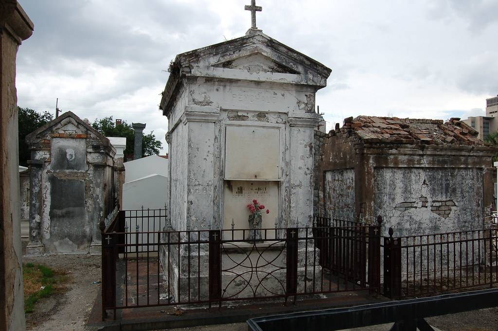 St. Louis Cemetery in New Orleans