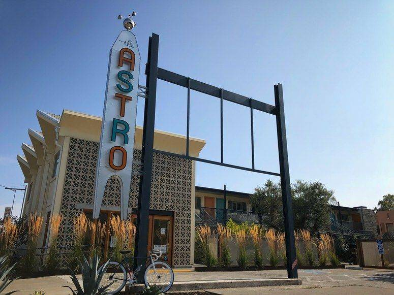 The Astro Motel Is Vintage In All The Right Places