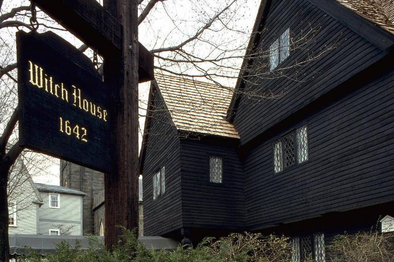 The Witch House is Salem