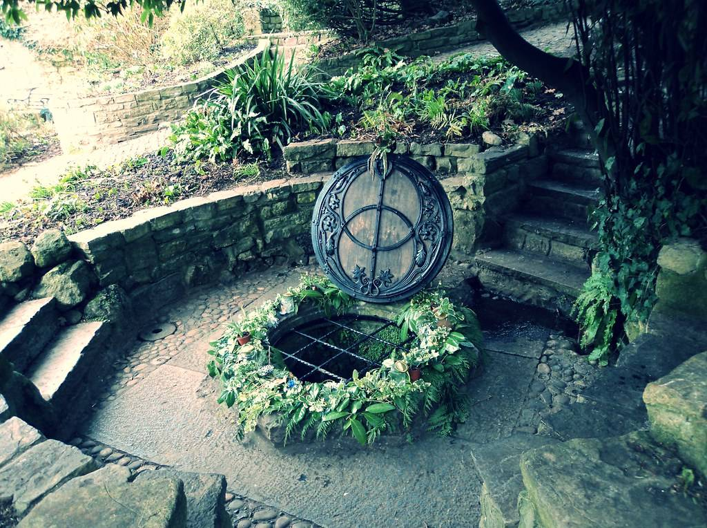 Chalice Well in England