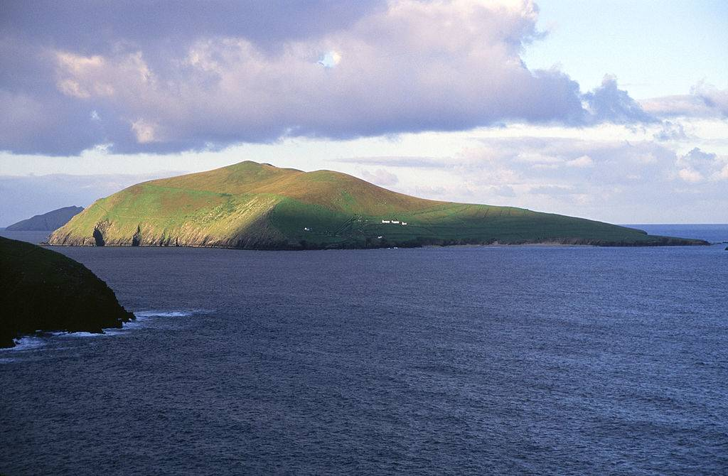 Picture of the island
