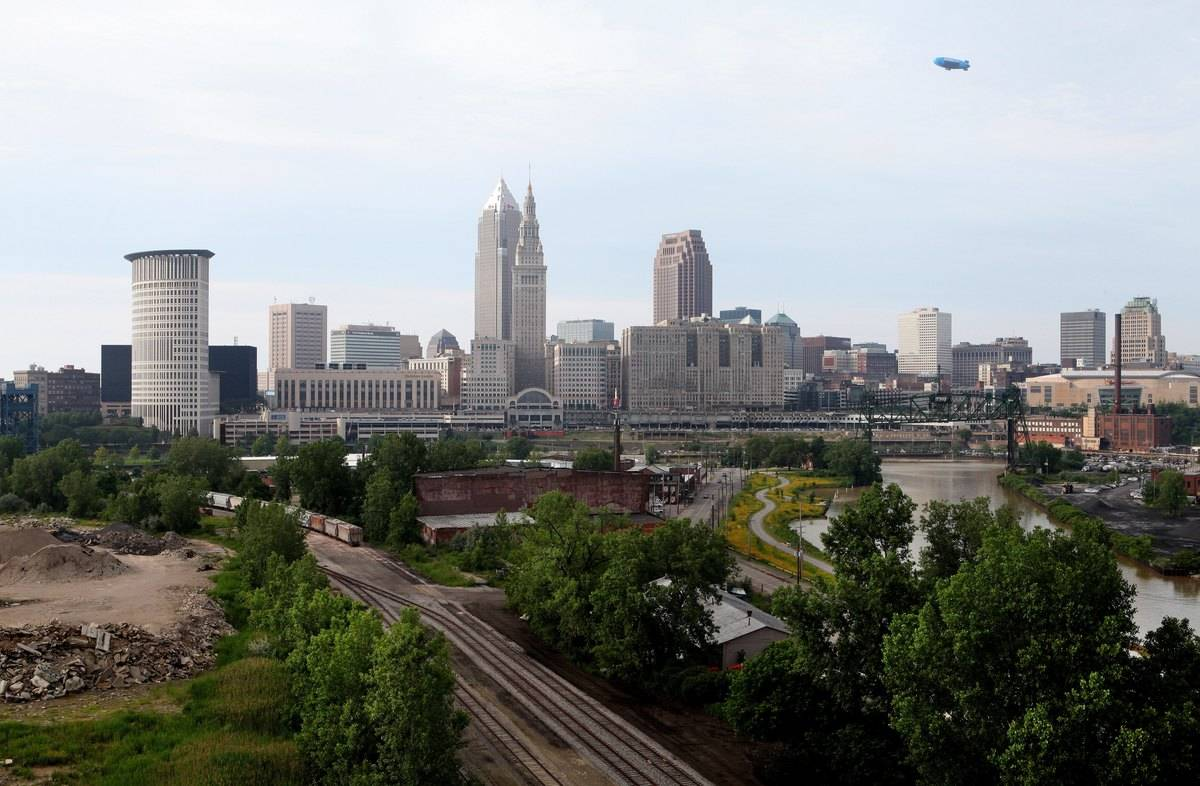 Cleveland Cityscapes And City Views