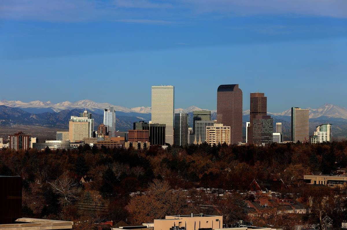 Denver Cityscapes And City Views